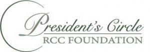 RCC Foundation President's Circle logo