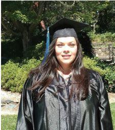Heather Greer SOHOPE grant recipient