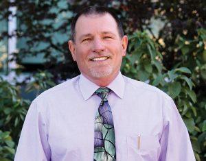 Portrait of Steve Schilling Dean of technology