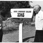 Henry Pete, first RCC president.