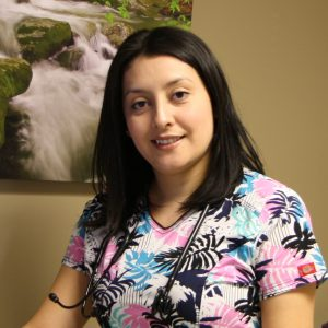 Sarah Villagran is a Medical Assistant at Asante