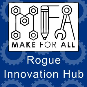 Make for All logo