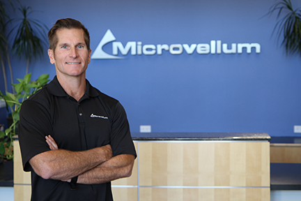 David Fairbanks, president of Microvellum Software, says his industry is looking to hire graduates with a strong technical background.