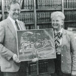 Phil Nelson and Marjorie Holzgang