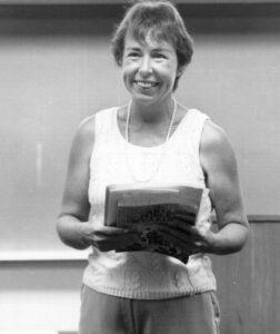 Portrait of Mary Slayter