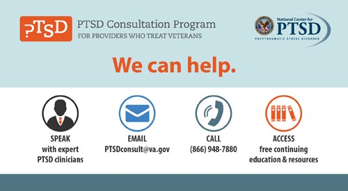 PTSD Provider Consultation Program